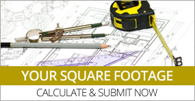 Calculate Square Footage